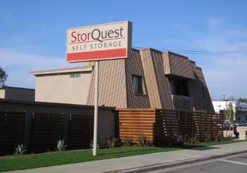 StorQuest Self Storage in San Fernando, California