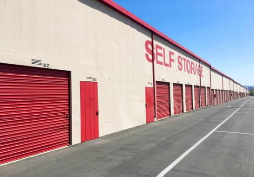 StorQuest Self Storage in Canoga Park, California