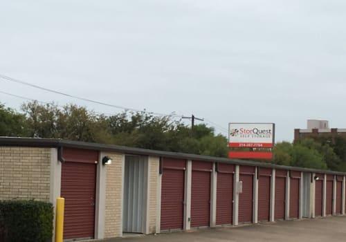 StorQuest Self Storage in Dallas, Texas