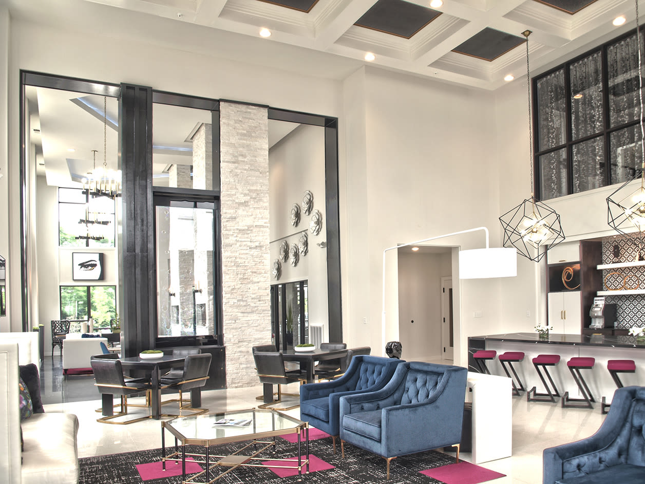 Our Apartments in Louisville, Kentucky showcase a Beautiful Entryway