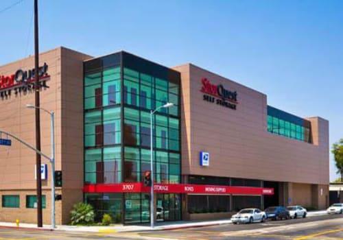 StorQuest Self Storage in Indio, California