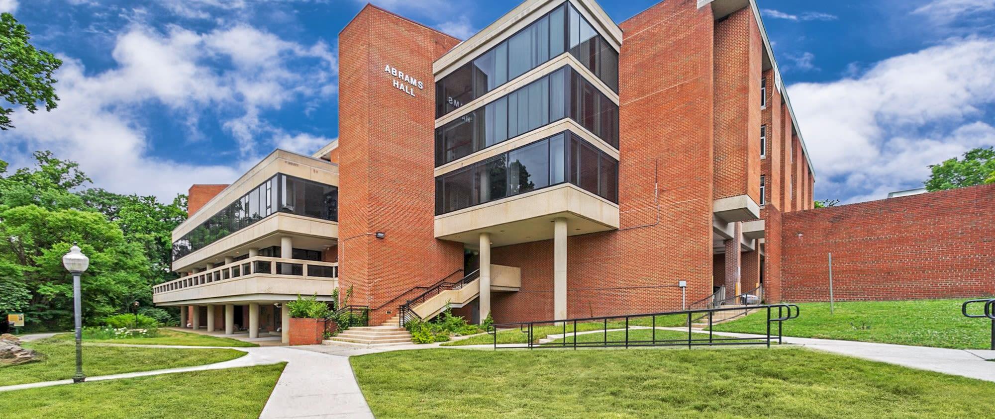 Abrams Hall Senior Apartments in Washington, District of Columbia