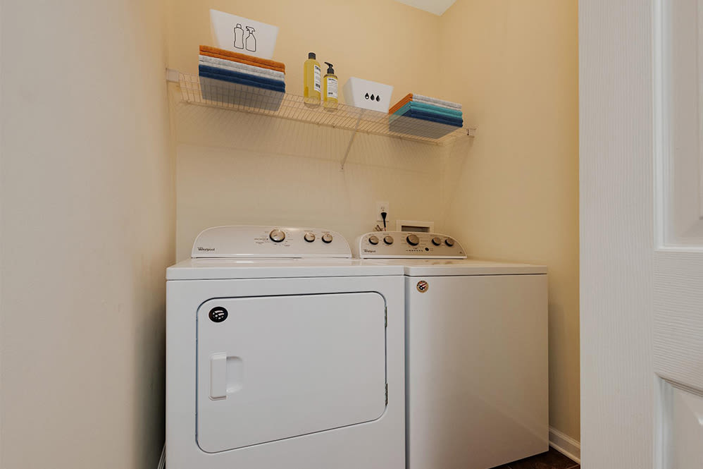 Apartments with a Washer/Dryer in Rock Hill, South Carolina