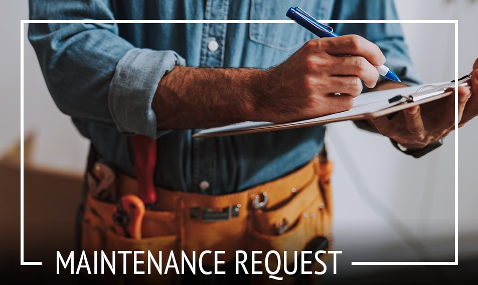 Submit a maintenance request at Eagle Rock Properties in Plainview, New York