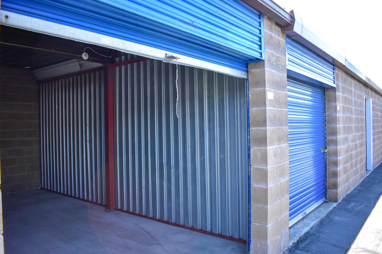 Enclosed auto storage at STOR-N-LOCK Self Storage in West Valley City, Utah