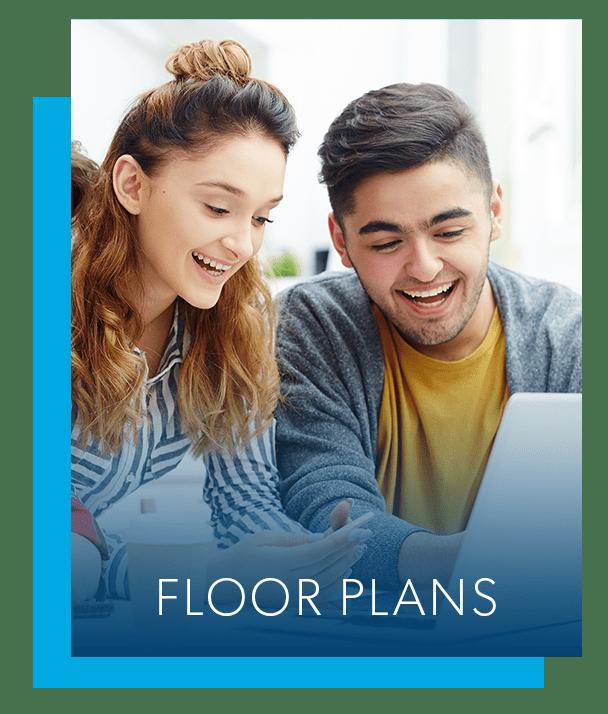 Floor plans at Briarwood Apartments & Townhomes