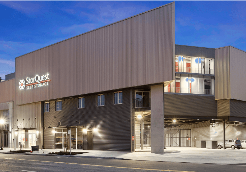 StorQuest Express - Self Service Storage in Sacramento, California