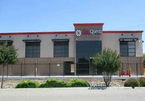 StorQuest Express - Self Service Storage in Ceres, California