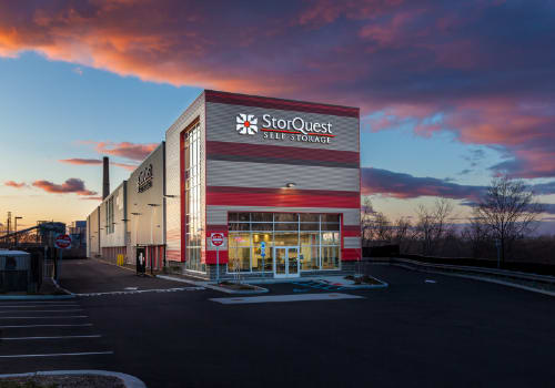 StorQuest Self Storage in Jersey City, New Jersey