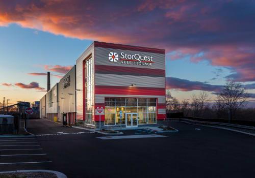 StorQuest Self Storage in Jersey City, New Jersey