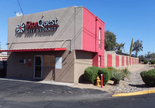 StorQuest Self Storage in Glendale, Arizona