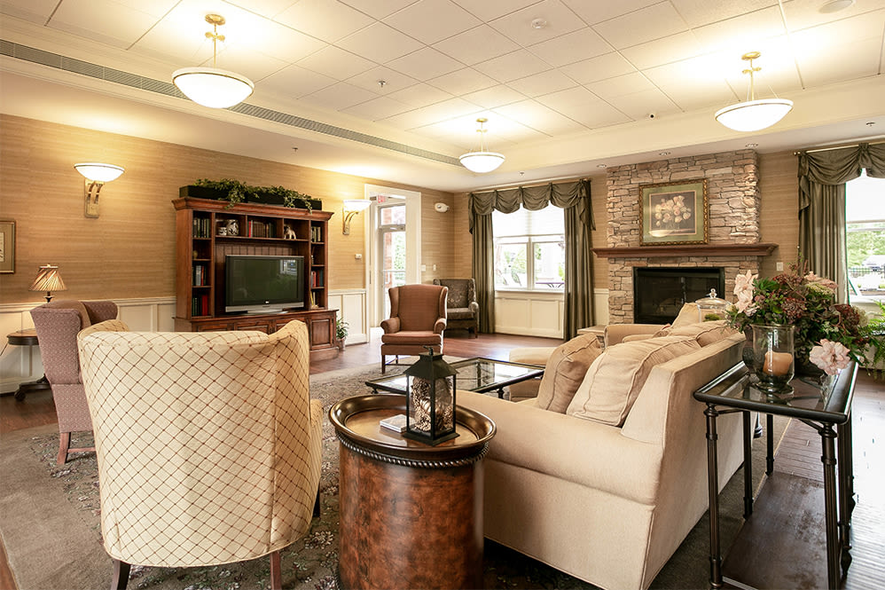 Clubhouse at Marquis Place in Murrysville, Pennsylvania