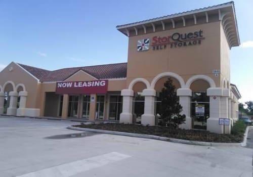 StorQuest Express - Self Service Storage in Sanford, Florida