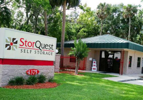 StorQuest Express - Self Service Storage in New Smyrna Beach, Florida