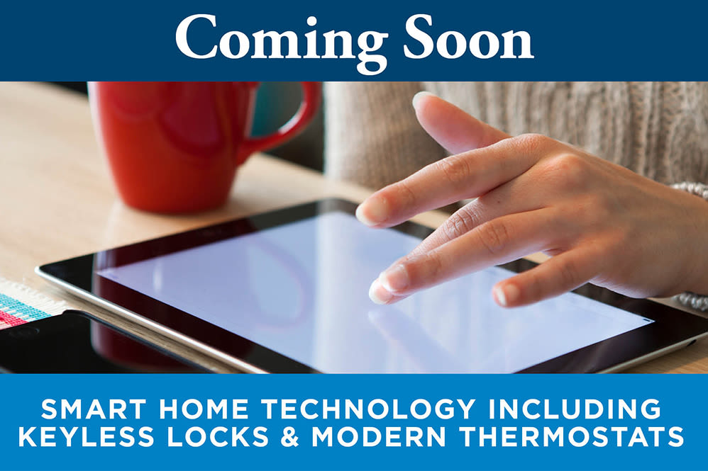 Smart Home Features are Coming Soon to Bennington Crossings Apartment Homes