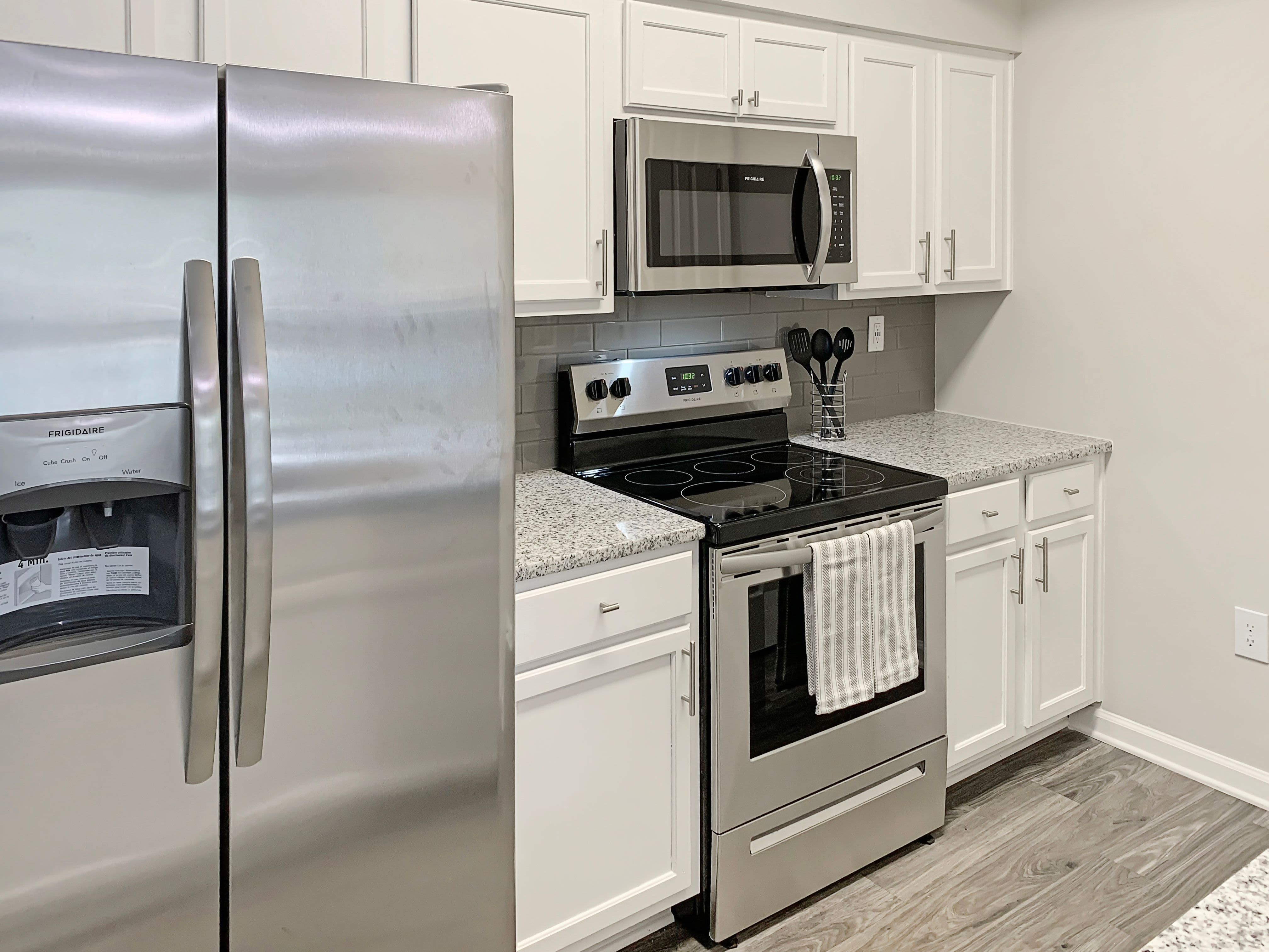 Stainless Steel Appliances at  The Carlyle at Godley Station