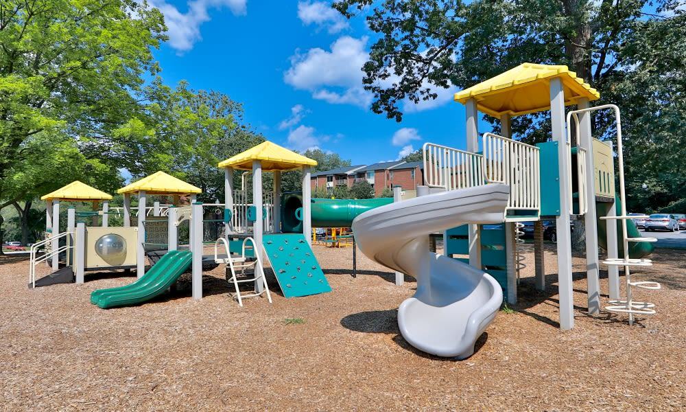 Children's Playground at Columbia Pointe Apartment Homes in Columbia, MD