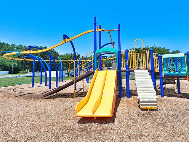 Playground at St. Mary's Landing Apartments & Townhomes