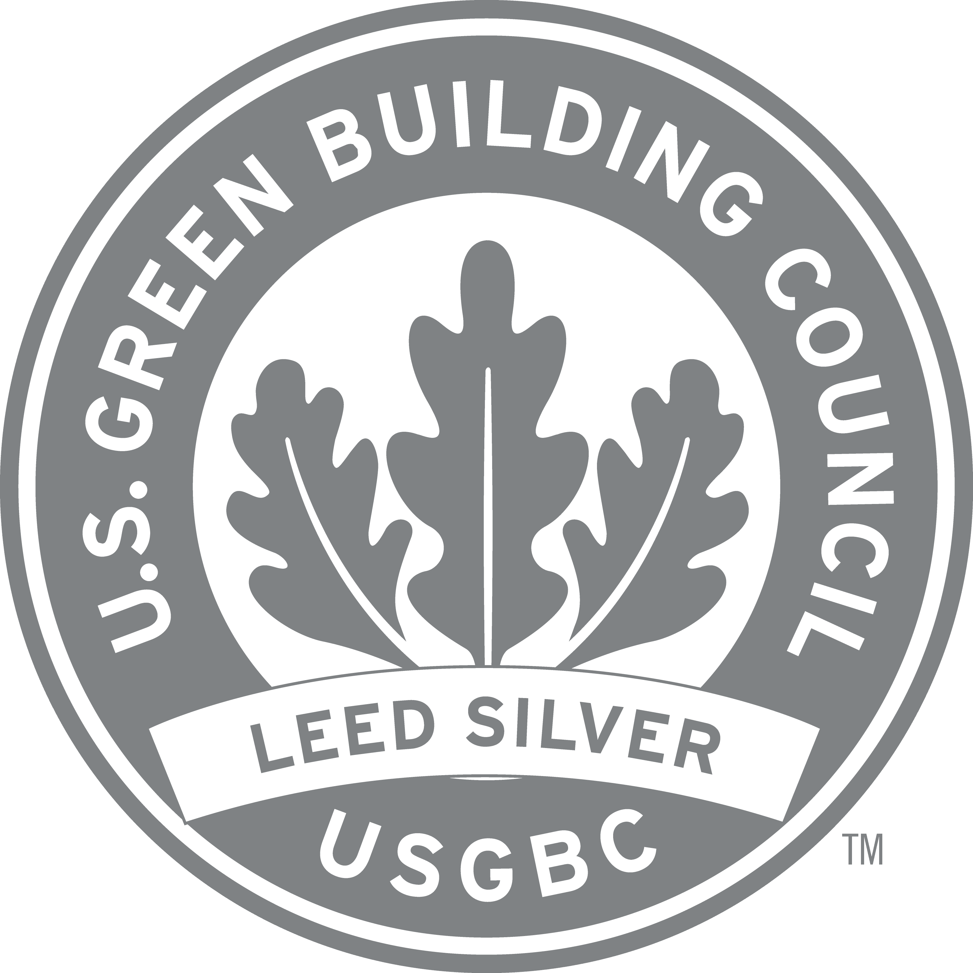 USGBC LEED Silver certified