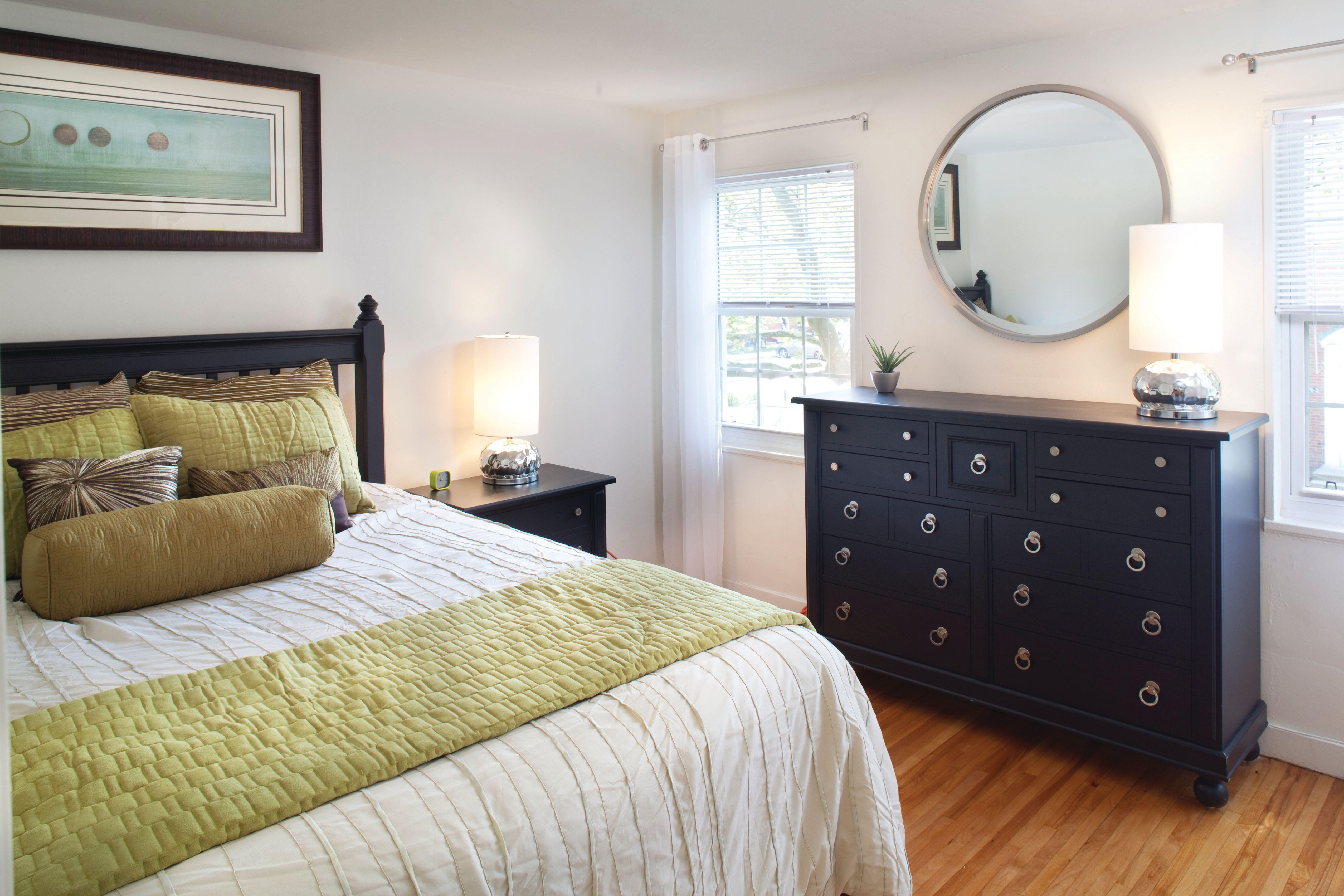 Beautiful Bedroom at Apartments in Waltham, Massachusetts