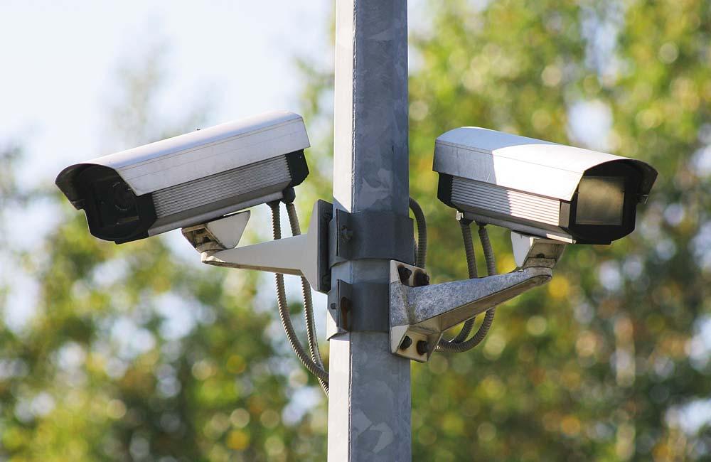 Security cameras at Iron Gate Storage Camas-Washougal