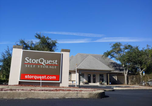 StorQuest Self Storage in Clearwater, Florida