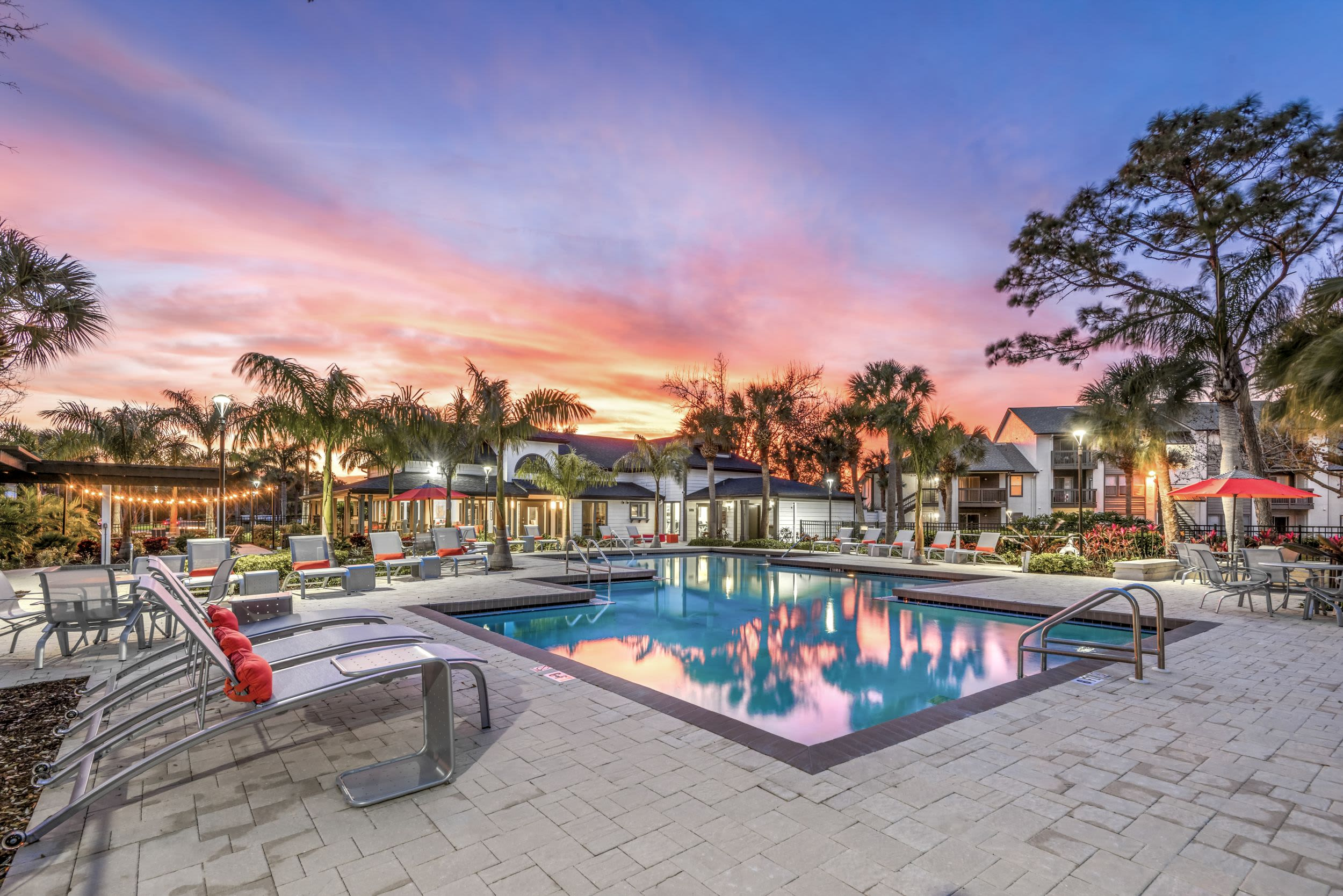 Apartments at The Braxton in Palm Bay, Florida