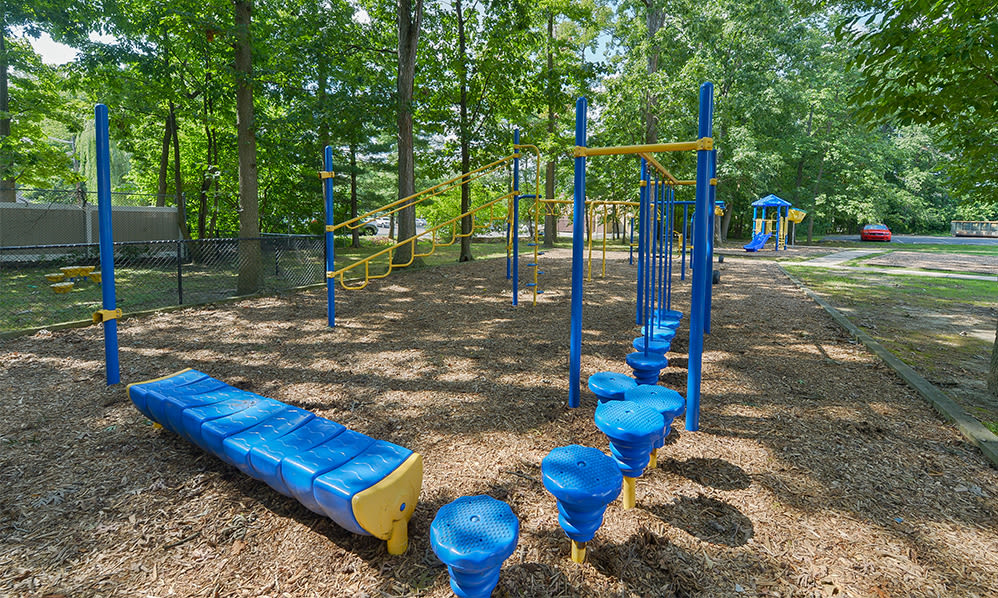 Playground at The Colonials Apartment Homes in Cherry Hill, NJ