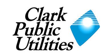 Clark Public Utilities logo