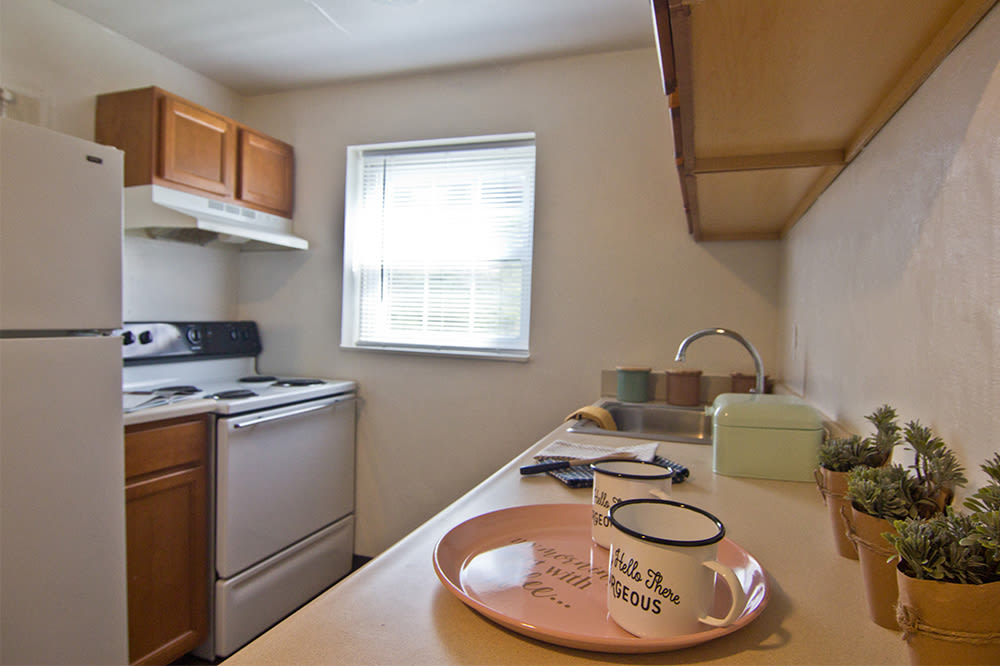 Kitchen at Governors Ridge in Pittsburgh, Pennsylvania