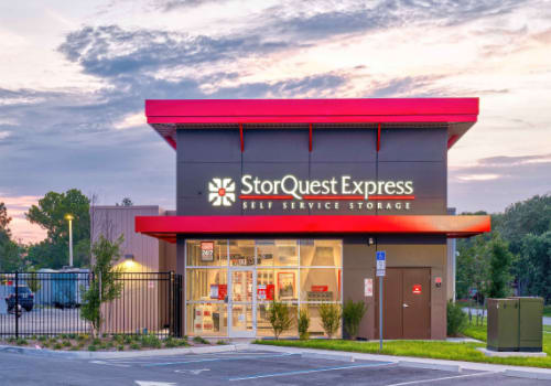 StorQuest Express - Self Service Storage in Sonora, California