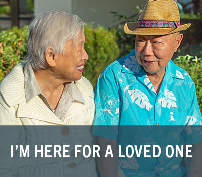 Learn more about being here for someone else at Merrill Gardens.