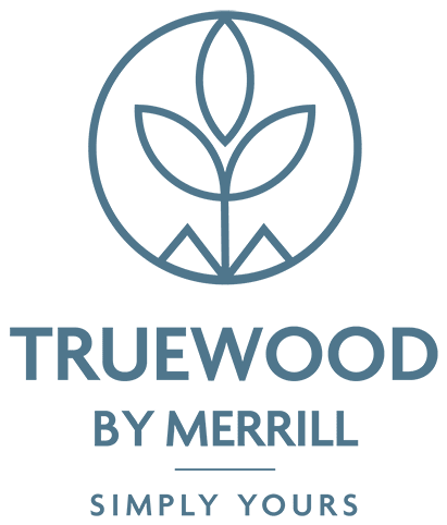Truewood by Merrill, Venice logo