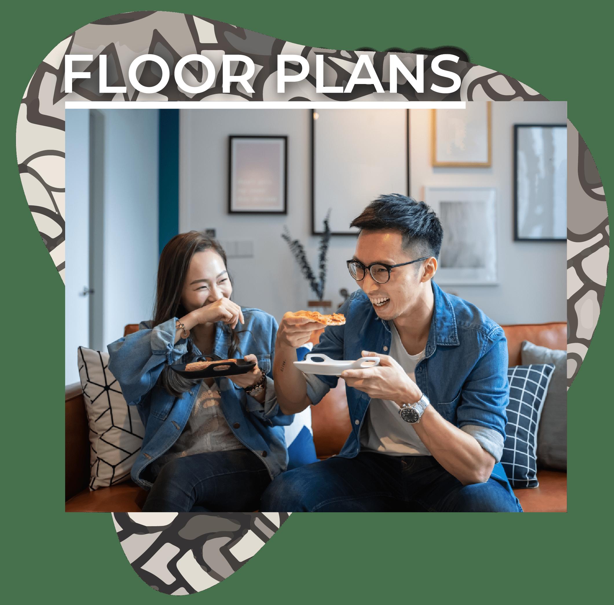 Link to floor plans of Overlook Park in Portland, Oregon