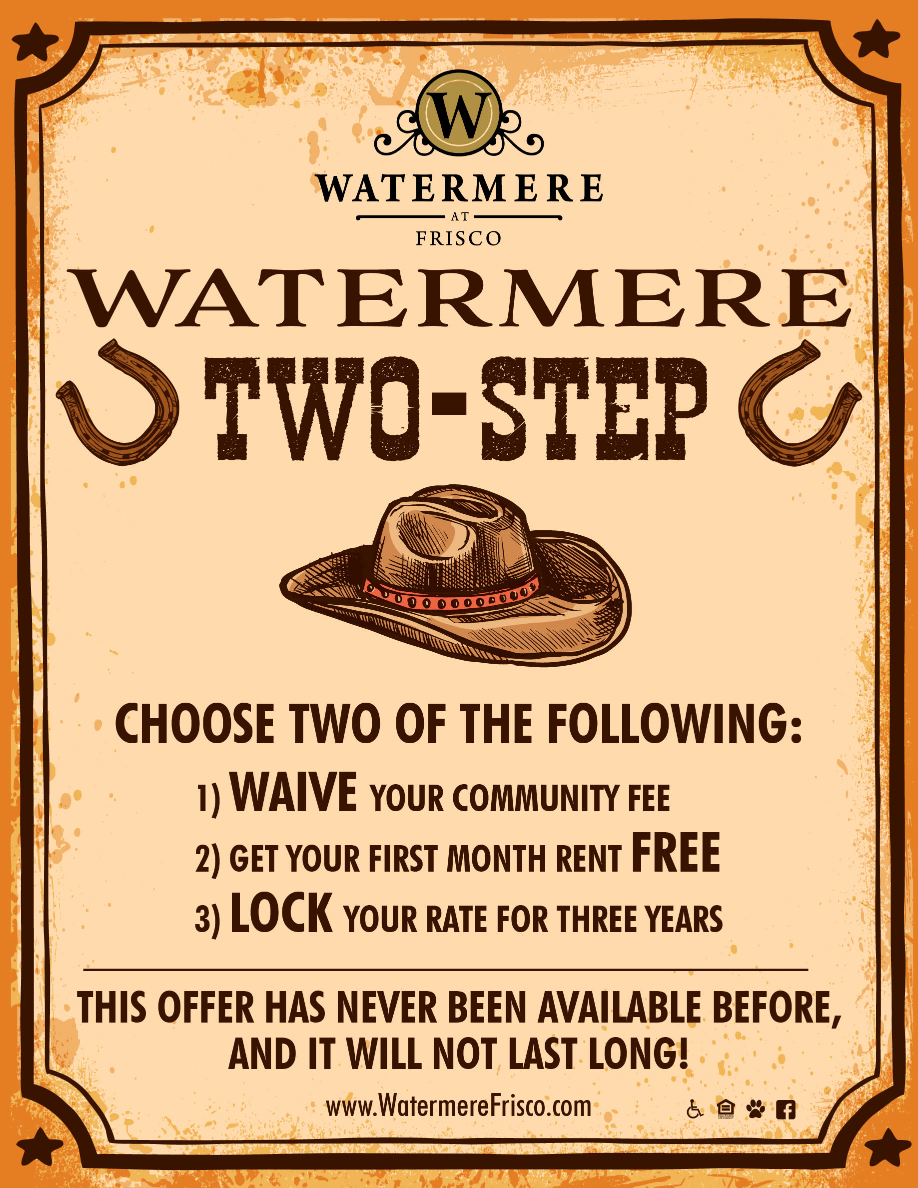 Watermere Two Step