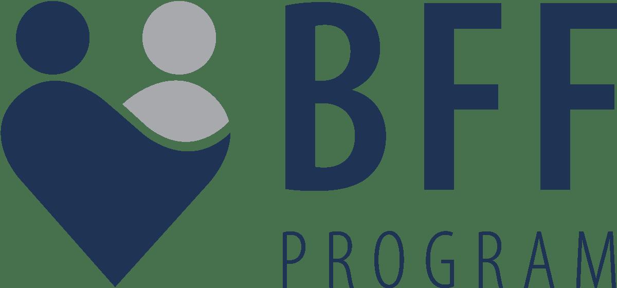 BFF Program logo at Harrison Trail Health Campus in Harrison, Ohio