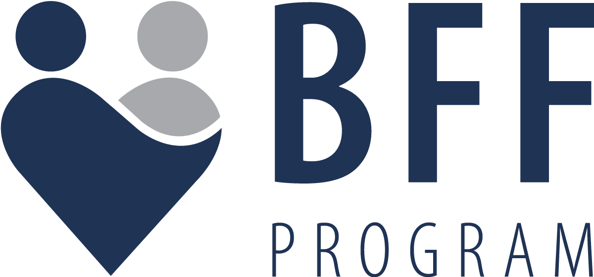 BFF Program logo at Norwich Springs Health Campus in Hilliard, Ohio