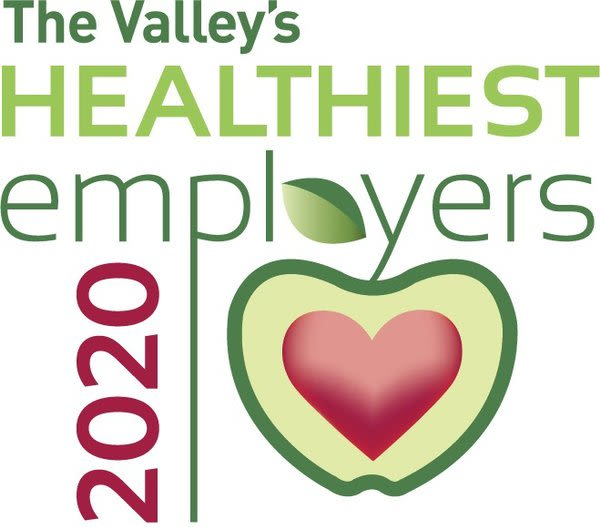 Mark-Taylor's award for Healthiest Employer