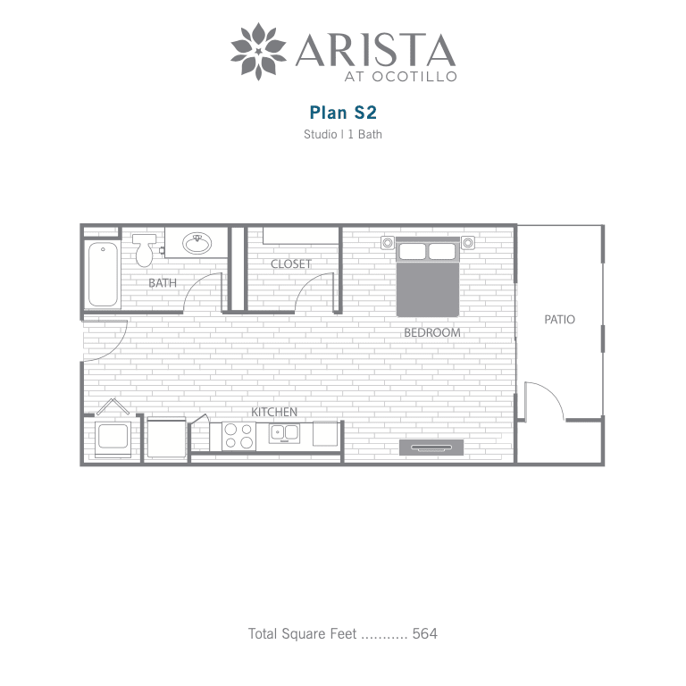 S2 2d floor plan image