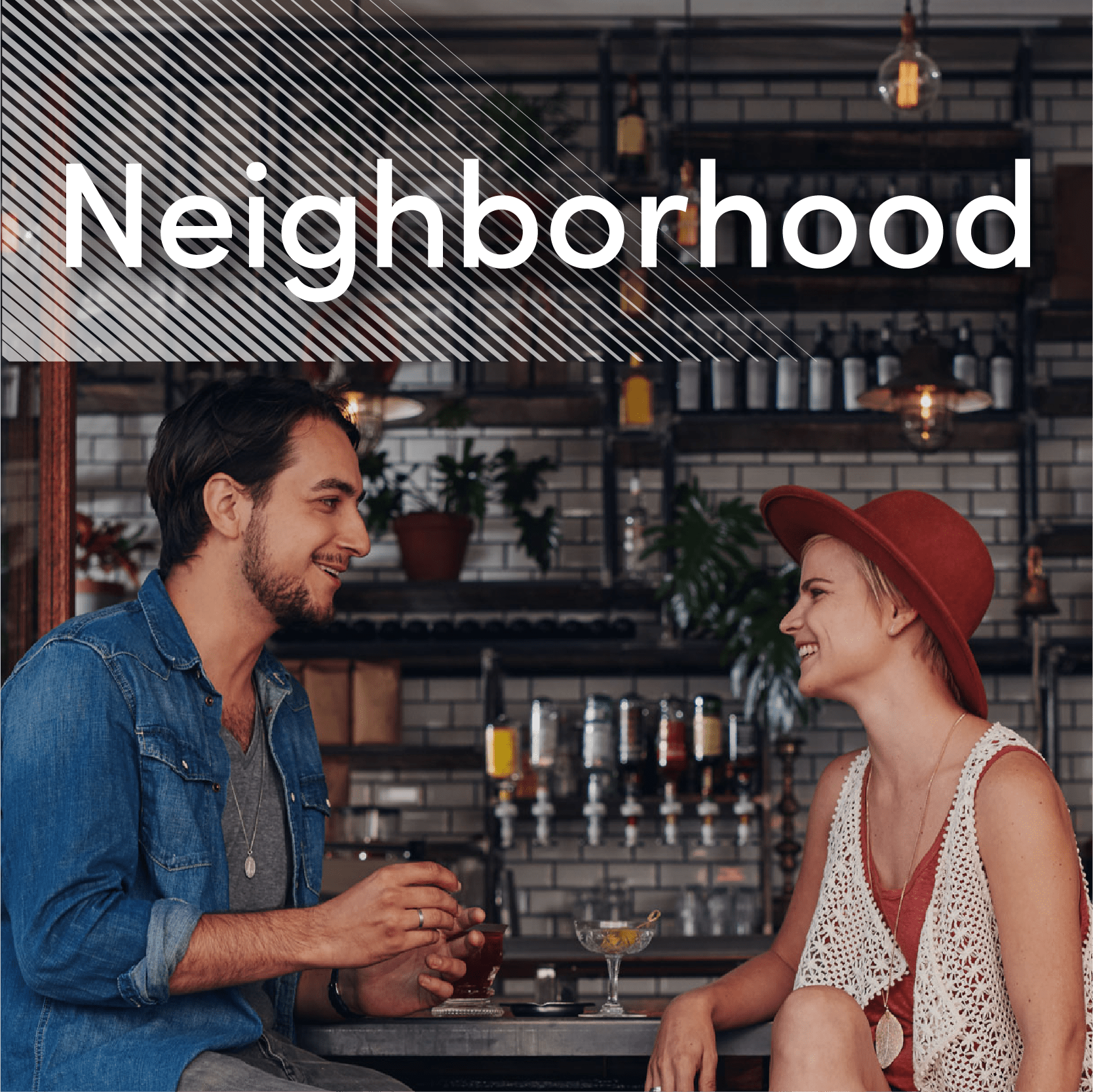 Link to neighborhood page of The Hawthorne in Carmichael, California