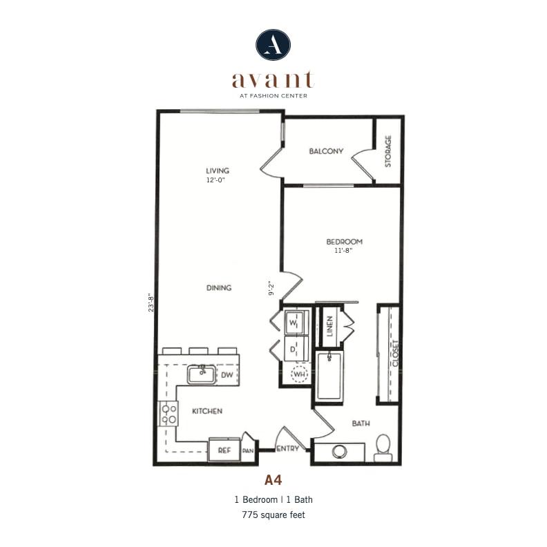 Studio 1 2 Bedroom Apartments For Rent In Chandler Az