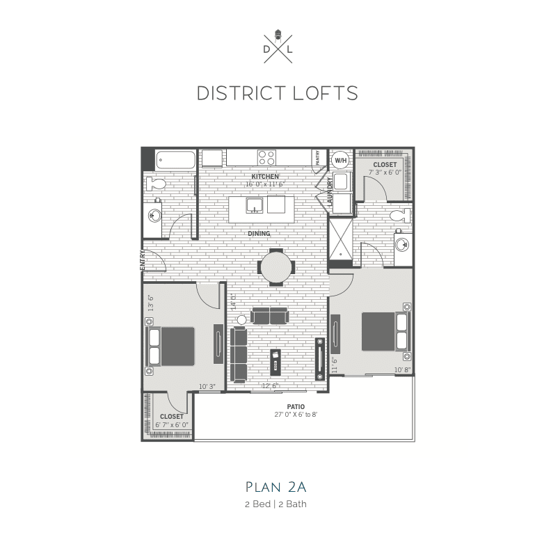 2A floor plan image