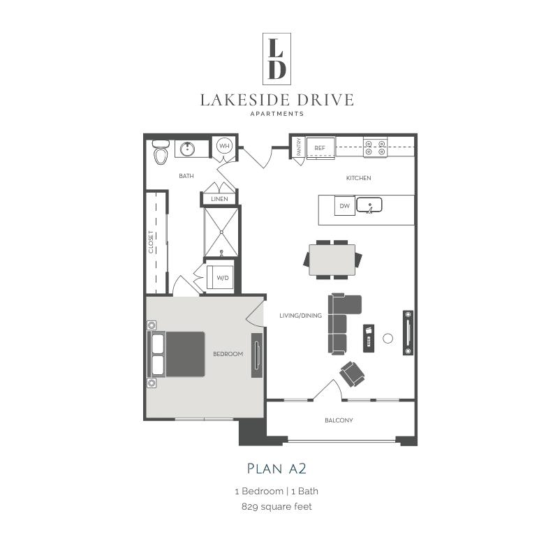 A2 2d floor plan