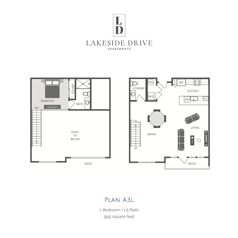 A3L2d floor plan