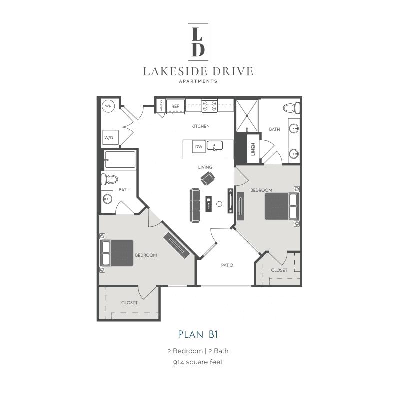 B1 2d floor plan