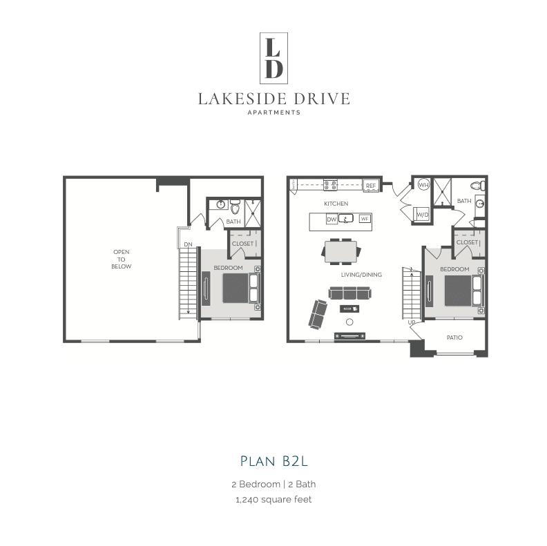B2L 2d floor plan