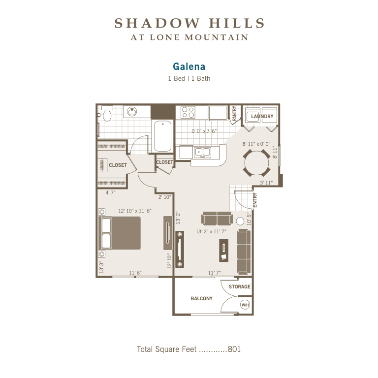 Galena 2D floor plan image