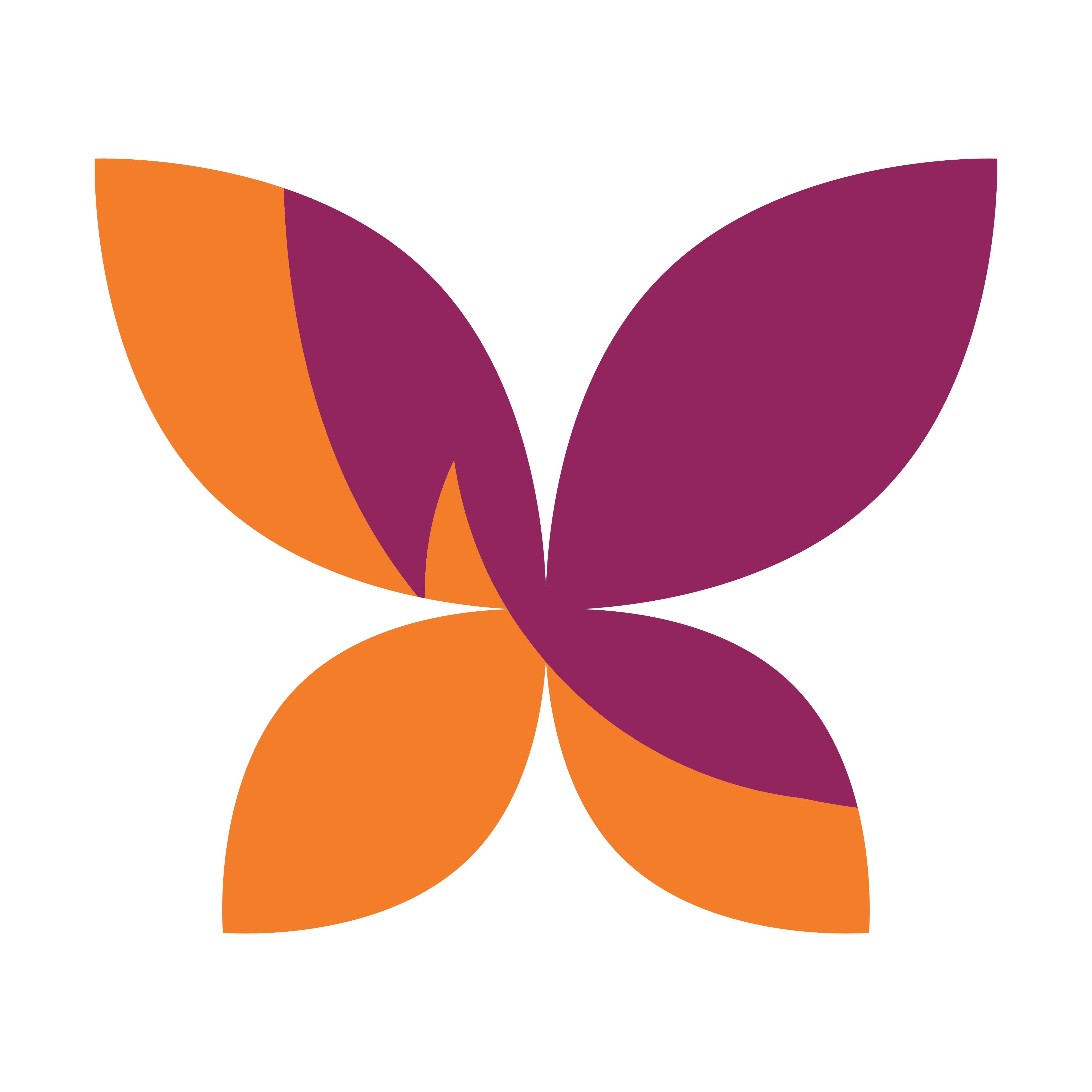 Live More butterfly icon