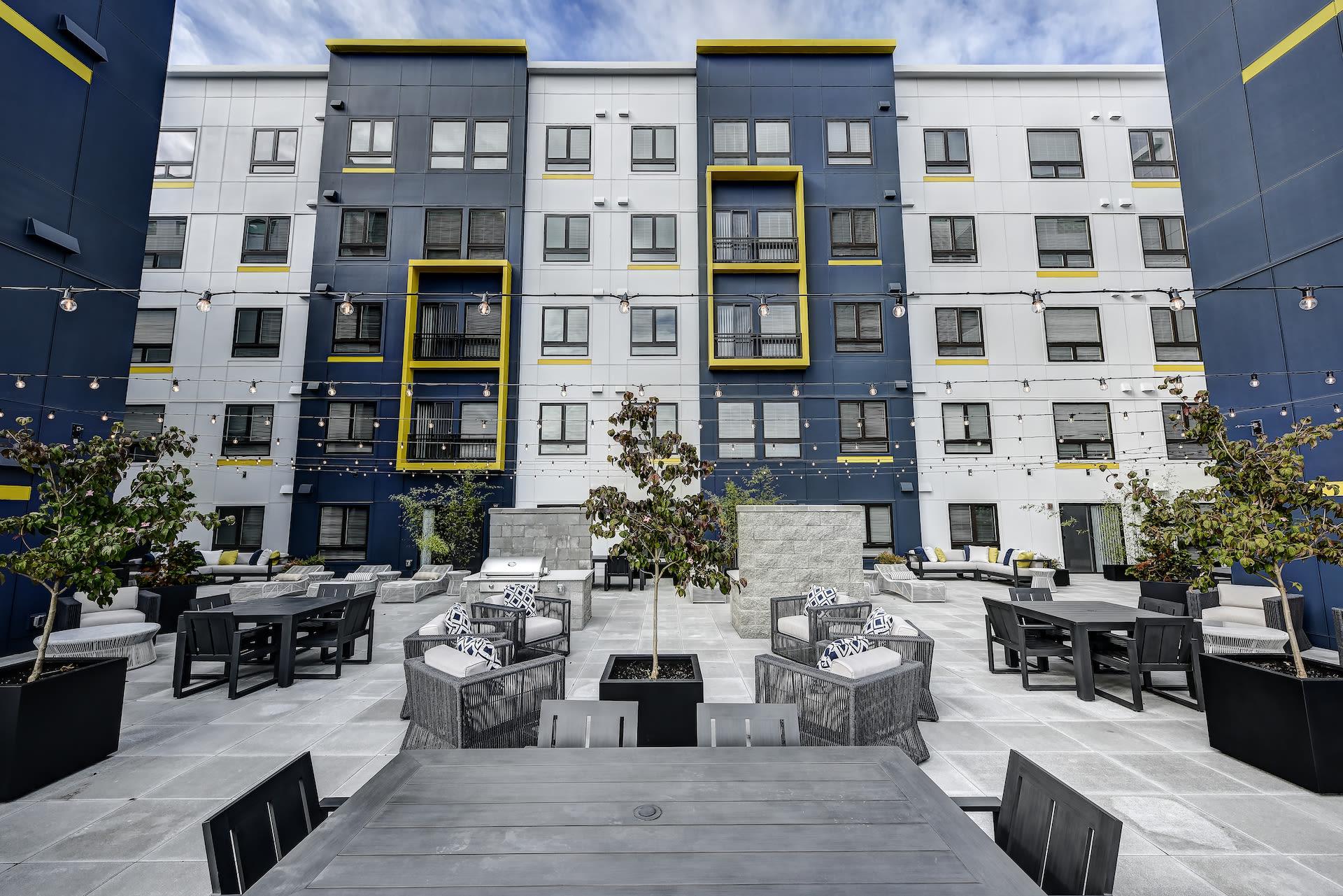 Kinect @ Broadway apartments in Everett, Washington