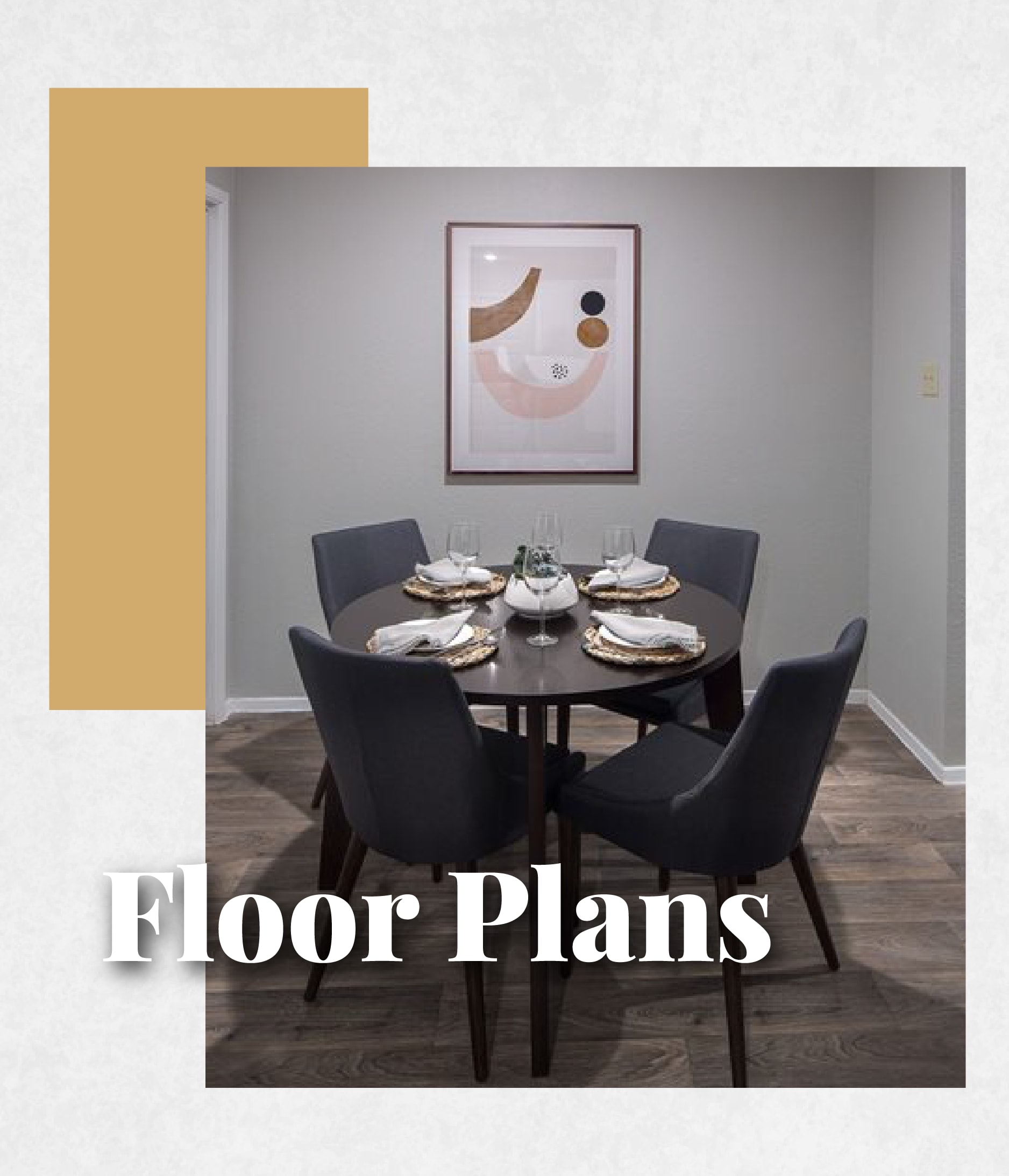 Link to floor plans page of Broadstone Briar Forest in Houston, Texas